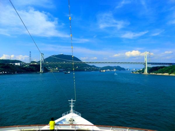 飛鳥 関門橋