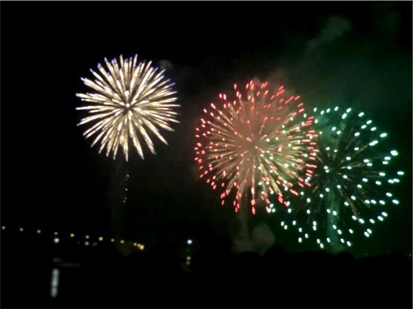 油津港みなとまつり2013花火大会