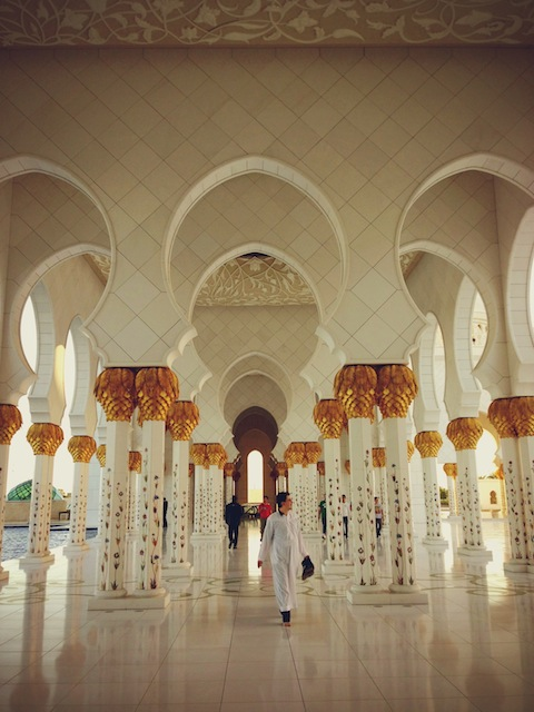 モスク 壁紙