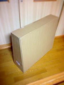 iMac 外箱
