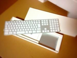 iMac キーボード