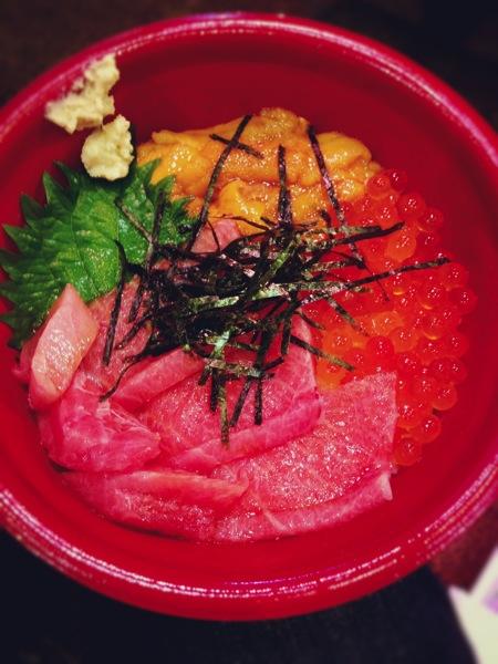 下関 海鮮丼