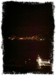 富士山 夜景
