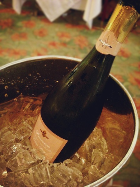 鳥オリジナル シャンパン