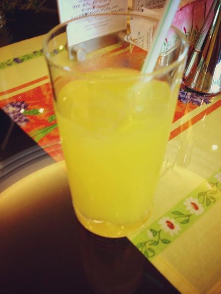飛鳥 パイナップルジュース