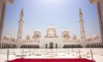 ドバイ・アブダビ旅行記(2):新婚旅行にもオススメ!UAEに行ったらシェイク・ザイード・グランド・モスクは見ないと損!!