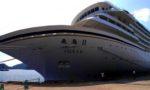 飛鳥Ⅱで行く船の旅(1):飛鳥は移動する街だ!船内レストラン紹介